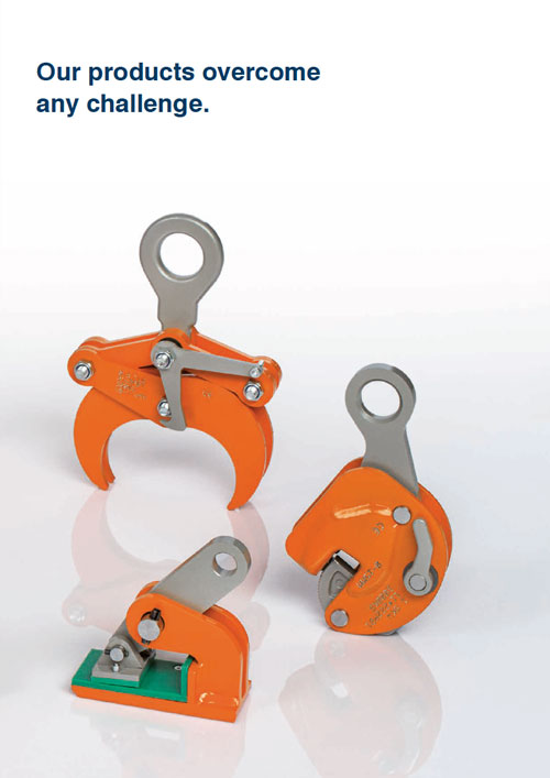Cover of pewag winnerlifting clamps